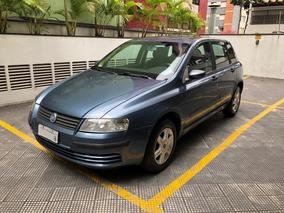 Fiat Stilo 1.8 8v 5p 2003 Azul