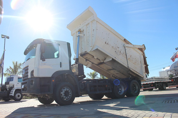Vw 31280 6x4 Truck 2014 - Caçamba Para Ferro 16 Metros