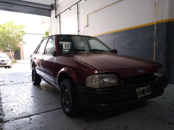Ford Escort 1.6 Gl Aa 1992