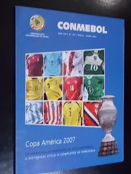 Revista Conmebol -nº101 / Copa América 2007