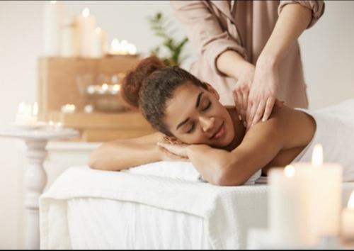 Imagem 1 de 1 de Massagem Linfática Em Domicílio