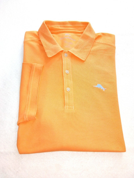 Polo Tommy Bahama Naranja