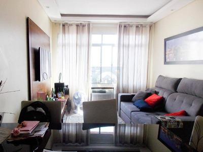Apartamento Com 2 Dormitórios À Venda, 85 M² Por R$ 376.000 - Embaré - Santos/sp - Ap3231