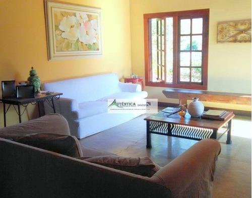 Casa De 4 Quartos No Vila Do Ouro - Ca0170