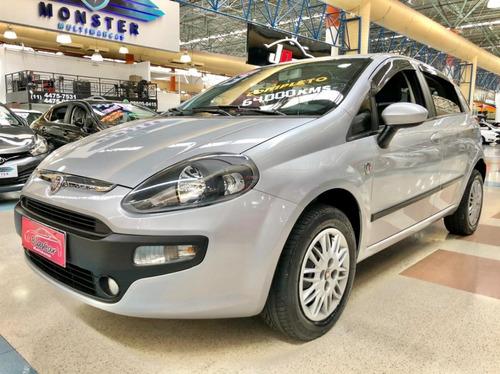 Fiat Punto Attractive Novissìmo!!! Baixa Km!!!