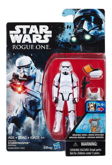 Star Wars Rogue One Stormtrooper Hasbro 9cm