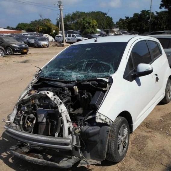 Espectacular Chevrolet Spark Gt 2012 Facil Arreglo!