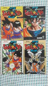 Dragon Ball Z Mangá Volume 13 Ao 16