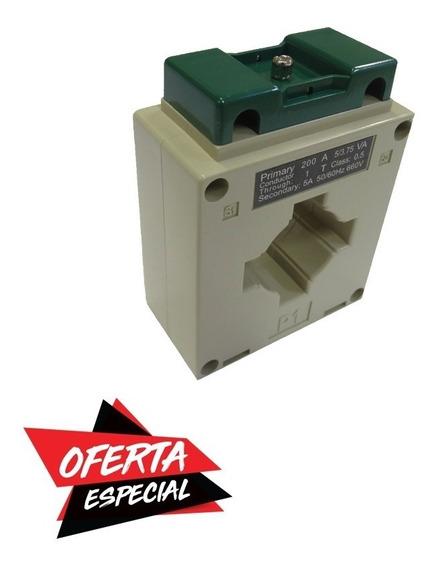 Oferta!! Transformador De Corrente Tc Linha Msq40 200/5 A