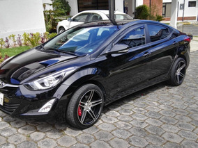 Hyundai Elantra 2014. Flamante Version Full-extras