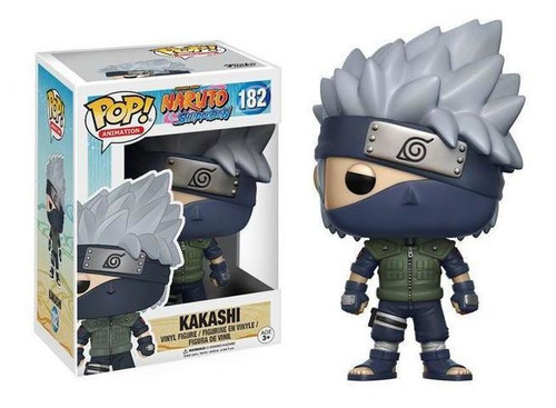 Funko Pop Kakashi  Naruto Shippuden 182