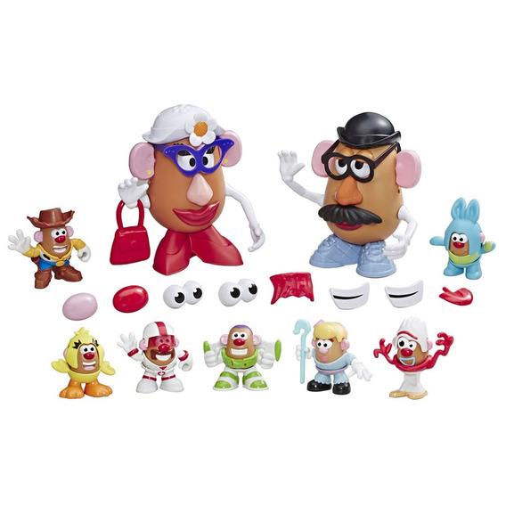 Figuras Mr. Potato Head - Disney - Toy Story 4 - Quarto Do A