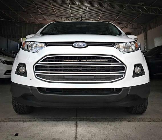 Ford Ecosport Se 1.6. Branco 2016/17