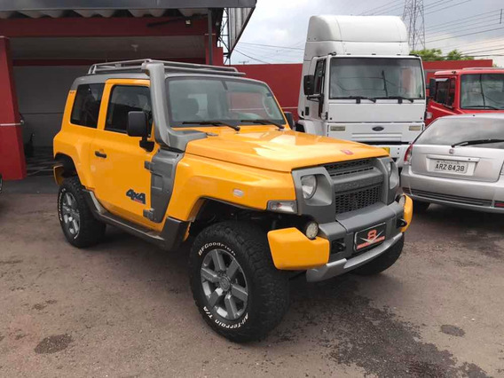 Troller T-4 3.2 4x4 (n Suzuki Jeep Cross Willys Pajero)