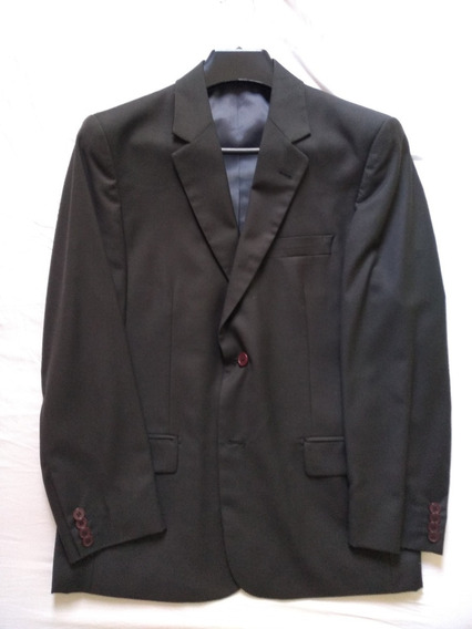 Terno / Costume Brooksfield Cinza Escuro - Frete Grátis