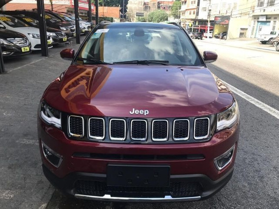 Jeep Compass Limited At9 4x4 2.0 16v, Fco1111