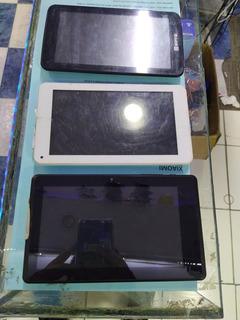 3 Tablet Para Reparar O Repuesto