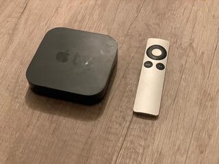 Apple Tv 3 Generación Hd 1080 Impecable Funcionando Perfecto