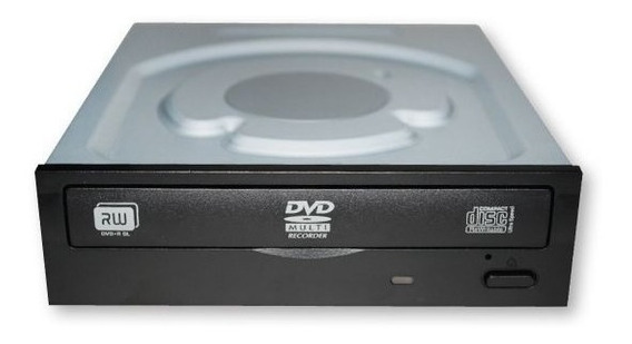Drive Optico Leitor Gravador Dvd Lite On Dvdrw Sata 22x