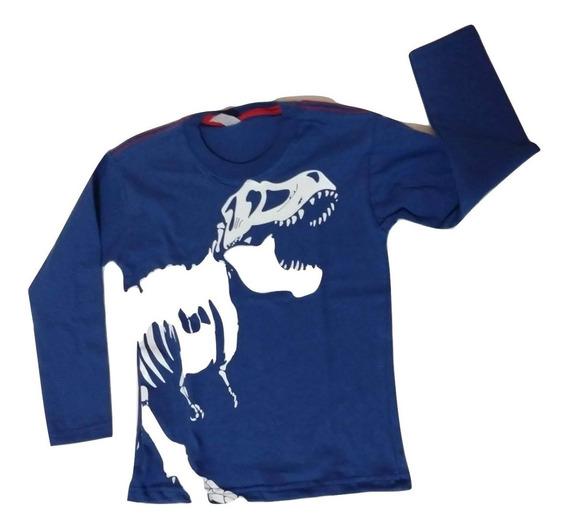 Remera De Dinosaurio