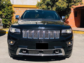 Jeep Grand Cherokee 3.6 Overland 4x4 Mt