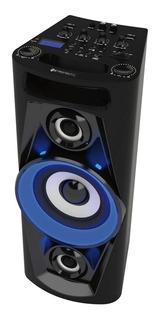 Parlante Stromberg Bluetooth Usb Aux Sd 40 W Rms Mega 10