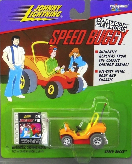 Toys Cartoon Network Speed Buggy