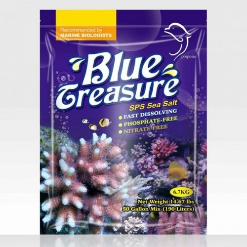 Sal Blue Treasure Sps 6,7kg