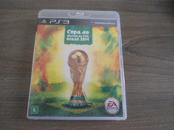 Copa Do Mundo Fifa Brasil 2014 Original Ps3 - Frete 15