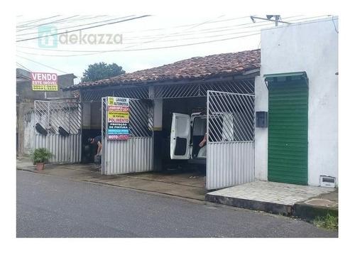 Imagem 1 de 1 de Casa Com Comércio Na Cidade Nova 2, Pronto Pra Começar! - Cas_456