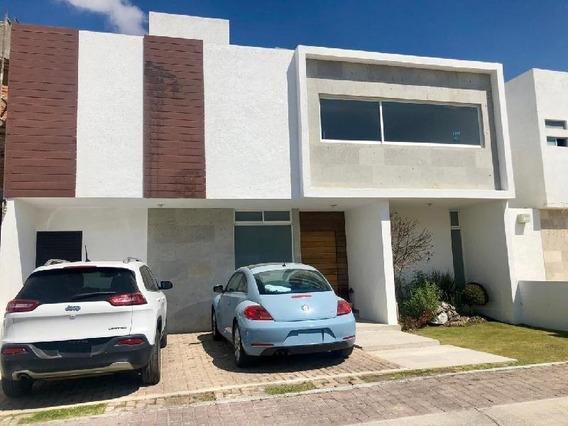 Casa En Renta El Refugio, Querétaro.