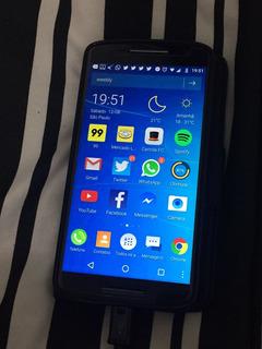 Celular Motorola X Play Semi Novo.