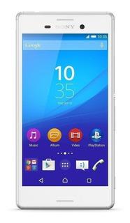 Sony Xperia M4 Aqua 16 GB Branco 2 GB RAM