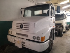 Mercedes-benz Mb 1620 - 4x2 - Chassi Curto