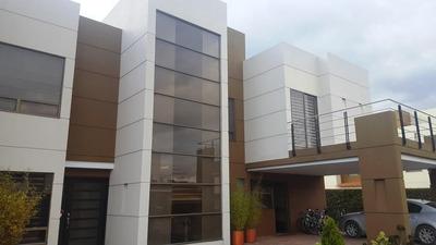 Casa Campestre En Cajica - Arrriendo
