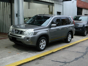 Nissan X-trail 2.5 Visia 6mt 4x4 /// 2008 - 202.000km