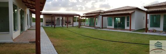 Chalés Mobiliados A Venda No Condomínio Paraíso Do Brasil Em Touros
