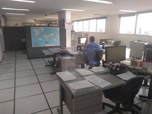 Sala À Venda, 121 M² Por R$ 375.000,00 - Centro - Santos/sp - Sa0516