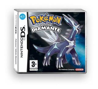 Pokemon Diamante Nds Español Original Nuevo Sellado
