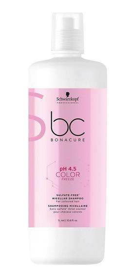 Schwarzkopf Color Freeze Shampoo Pelo Teñido Sin Sulfatos 1l