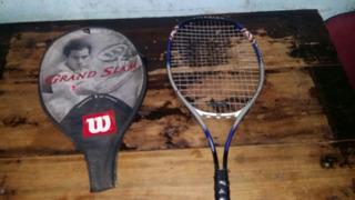 Raqueta De Tenis Titanium Wilson