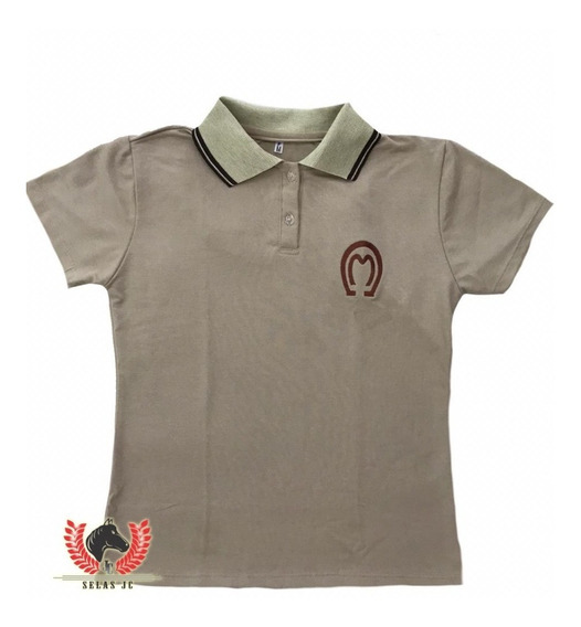 Camisa Mangalarga Marchador Feminina - C01