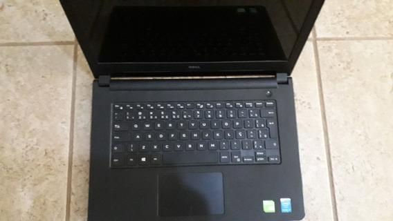 Notebook Dell Processador Intel I5 + Placa De Video