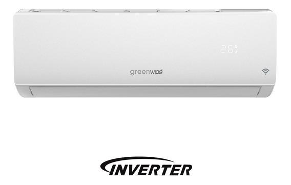 Aire Acondicionado Greenwind Inverter 24000 Btu Wifi