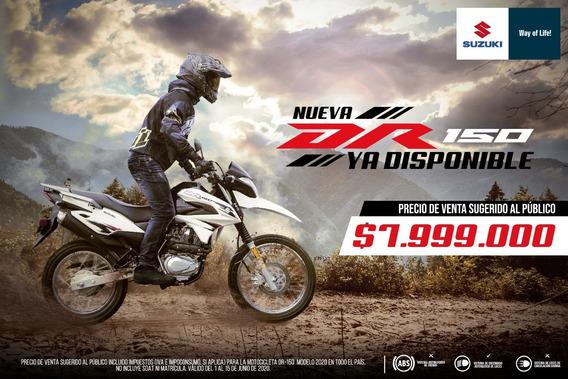 Dr 150 Suzuki Modelo 2020