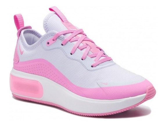 Tenis Nike Air Max Dia Rosa #2.5 Al 6 Mx Meses Sin Inte
