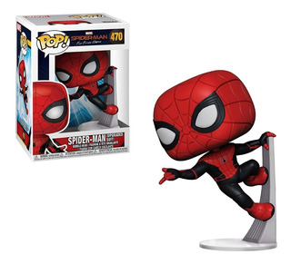 Funko Pop Spider-man In Upgraded Suit