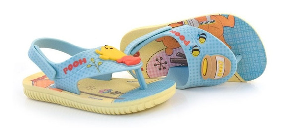 Chinelo Infantil Disney Cute Fun