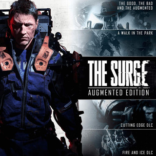 The Surge Augmented Edition - Ps4 - Digital - Manvicio