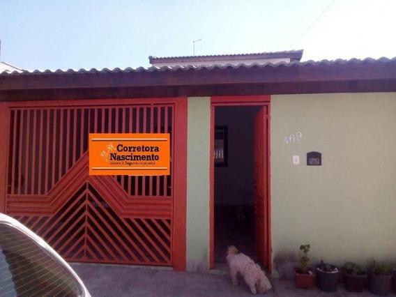 Casa Com 3 Dormitórios À Venda, 150 M² Por R$ 244.000,00 - Residencial Parque Dos Sinos - Jacareí/sp - Ca0407